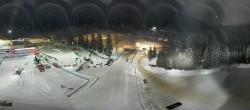 Archiv Foto Webcam Biathlonstadion Antholz 18:00