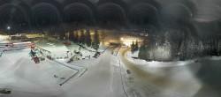 Archiv Foto Webcam Biathlonstadion Antholz 20:00