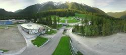 Archived image Webcam Biathlon stadium Antholz 00:00