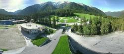 Archived image Webcam Biathlon stadium Antholz 02:00