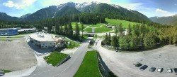 Archived image Webcam Biathlon stadium Antholz 04:00
