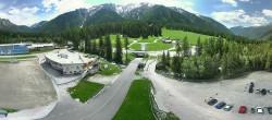 Archived image Webcam Biathlon stadium Antholz 06:00