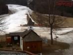 Archiv Foto Webcam Bodental: Blick Familienhof Sereinig auf Skilift 02:00