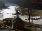 Archiv Foto Webcam Bodental: Blick Familienhof Sereinig auf Skilift 04:00