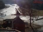 Archiv Foto Webcam Bodental: Blick Familienhof Sereinig auf Skilift 06:00