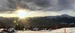 Archived image Webcam Alpine tavern Almgasthof Fichtenheim 02:00