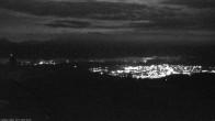 Archiv Foto Webcam Blick vom Gerlitzen Gipfel 18:00