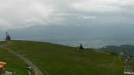 Archiv Foto Webcam Blick vom Gerlitzen Gipfel 10:00