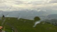 Archiv Foto Webcam Blick vom Gerlitzen Gipfel 12:00