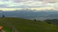 Archiv Foto Webcam Blick vom Gerlitzen Gipfel 14:00
