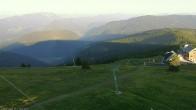 Archiv Foto Webcam Gerlitzen Gipfel, Blick Alpengasthof 00:00