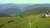 Archiv Foto Webcam Gerlitzen Gipfel, Blick Alpengasthof 02:00