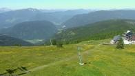 Archiv Foto Webcam Gerlitzen Gipfel, Blick Alpengasthof 04:00