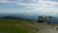 Archiv Foto Webcam Bergstation Bergerbahn 04:00