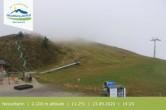 Archiv Foto Webcam Gitschberg-Jochtal: Übungsgelände Nesselbahn 08:00