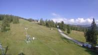 Archiv Foto Webcam Skigebiet auf der Hochrindl 02:00