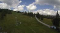 Archiv Foto Webcam Skigebiet auf der Hochrindl 04:00