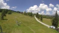 Archiv Foto Webcam Skigebiet auf der Hochrindl 06:00