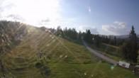 Archiv Foto Webcam Skigebiet auf der Hochrindl 12:00