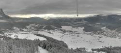 Archiv Foto Webcam Panoramablick Kastelruth 08:00