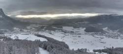 Archiv Foto Webcam Panoramablick Kastelruth 12:00