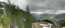 Archiv Foto Webcam Wettersteinbahn: Bergstation 3er Sessellift 12:00