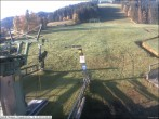 Archived image Webcam Ski lift (skiresort Obdach) 02:00