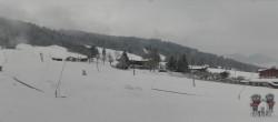 Archiv Foto Webcam Panorama Talstation Skigebiet Pillersee 09:00