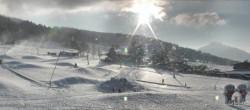Archiv Foto Webcam Panorama Talstation Skigebiet Pillersee 13:00