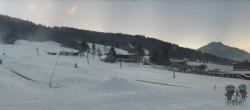 Archiv Foto Webcam Panorama Talstation Skigebiet Pillersee 15:00