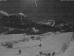 Archived image Webcam Ski resort Präbichl: Kids Park 22:00
