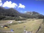 Archived image Webcam Ski resort Präbichl: Kids Park 02:00