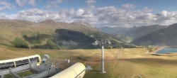 Archived image Webcam Panorama ski resort Schöneben 04:00