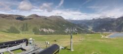 Archived image Webcam Panorama ski resort Schöneben 06:00