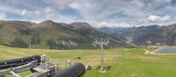 Archived image Webcam Panorama ski resort Schöneben 08:00
