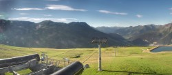 Archived image Webcam Panorama ski resort Schöneben 14:00