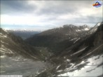 Archiv Foto Webcam Sulden: Bergstation Suldenbahn 04:00
