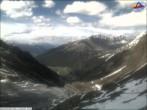 Archiv Foto Webcam Sulden: Bergstation Suldenbahn 10:00