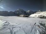 Archiv Foto Webcam Skigebiet Sulden: Madritschhütte 06:00