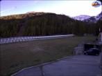 Archived image Webcam Sulden Ski Resort: Kids park Cevedale 04:00