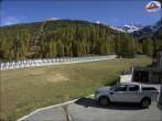 Archived image Webcam Sulden Ski Resort: Kids park Cevedale 06:00