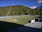 Archived image Webcam Sulden Ski Resort: Kids park Cevedale 08:00