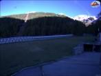 Archived image Webcam Sulden Ski Resort: Kids park Cevedale 10:00