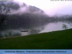 Archiv Foto Webcam Blick Hintersee 08:00