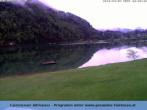 Archiv Foto Webcam Blick Hintersee 09:00