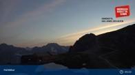 Archiv Foto Webcam Innsbruck - Hafelekar 23:00
