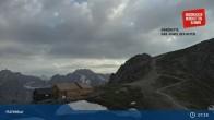 Archiv Foto Webcam Innsbruck - Hafelekar 01:00