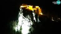 Archiv Foto Webcam Bled: Blick auf See und Burg 03:00