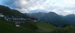 Archived image Webcam Panoramic view Hochsölden 00:00