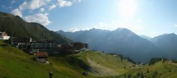 Archived image Webcam Panoramic view Hochsölden 02:00
